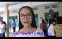 Thí sinh thi Năng khiếu tại Đà Nẵng