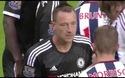 Terry nhận thẻ đỏ ở trận thắng West Brom của Chelsea