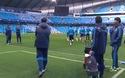 C.Ronaldo-Bale hừng hực khí thế trước đại chiến với Man City