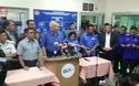 Tìm thấy mảnh vỡ trực thăng mất tích chở nhiều quan chức Malaysia