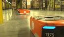 """45.000 con robot """"cướp"""" việc làm của con người trong các kho hàng Amazon"""