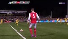 Vòng 5 FA Cup 2016/17: Sutton 0-2 Arsenal