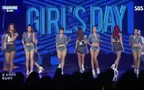 "Inkigayo: ""Ring My Bell"" - Girl's Day"