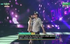 "Music Bank: ""Never Stop Goodbye"" - Eun Ga Eun & Kidstep"
