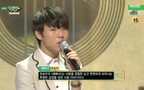 "Music Bank: ""You're Beautiful"" - Yoo Seung Woo"