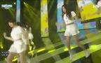 "Inkigayo: ""Me Gustas Tu"" - G-Friend"