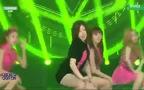 """Inkigayo: """"Cushion"""" - SONAMOO"""