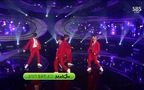 "Inkigayo: ""Sweet Girl"" - B1A4"