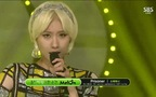 "Inkigayo: ""Prisoner"" - Stephanie"