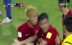 Giao hữu: Thái Lan 1-0 Hong Kong (Trung Quốc)