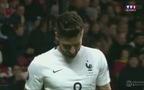 Giao hữu: Đan Mạch 1-2 Pháp