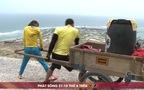 Cuộc đua kỳ thú: Trang Pháp - Băng Di khóc ròng, gục ngã ở Lý Sơn