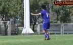 Tuấn Anh nhảy dây siêu ngố ở ĐT Olympic Việt Nam
