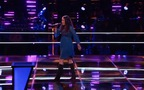 "The Voice US: ""Higher Love"" - Hannah Kirby"
