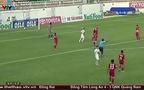 Vòng 14 V-League 2015: HAGL 1-1 Hải Phòng