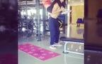 Phát ghen với sự ngọt ngào của cặp đôi Việt vừa tập gym vừa thể hiện tình cảm