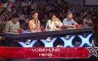 Vietnam's Got Talent: Phần thi của Bá Hùng