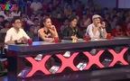 Vietnam's Got Talent: Phần thi của Ngọc Dũng