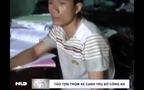 Bản tin: Thanh niên thản nhiên trộm xe ngay cạnh trụ sở Công an