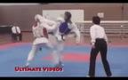 "Những pha ""Knock-out"" sắc lẹm trong võ Taekwondo"