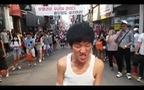 Hàn Quốc: Thanh niên nhảy múa cực sung cứ như ngáo đá