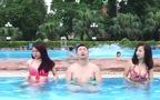 """""""Bể bơi không ngờ tới"""": Những tình huống cười ra nước mắt tại bể bơi"""