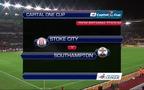 Cúp liên đoàn Anh: Man City bất ngờ bại trận trên sân nhà