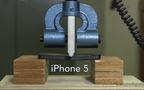 iPhone 6 thậm chí dễ bị bẻ cong hơn iPhone 6 Plus