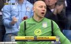 Premier League 2014/15: Man City 3-2 Aston Villa
