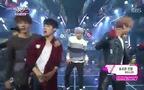 "Music Bank: ""Hormone War"" - BTS"