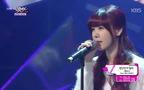 """Music Bank: """"You End, And Me"""" - Raina ft. Kanto"""