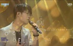 "Inkigayo: ""With You"" - Hong Dae Kwang"