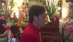 Clip Hoài Linh chúc tết ba mẹ