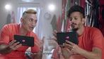 Ronaldo quảng cáo cho công ty viễn thông Israel