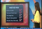 Bản tin thời tiết 18h - 28/5/2015