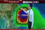 Bản tin thời tiết 6h30 - 29/11/2014