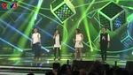 Gala Chung Kết Vietnam Idol: Thu Minh và thí sinh Vietnam Idol