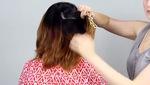 3 kiểu tóc xinh xắn cho mái tóc ngang vai