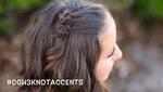 Tết tóc 3 mái tuyệt đẹp cho mái tóc ngắn