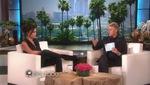 Victoria Beckham trong phỏng vấn ngắn tại Ellen Show