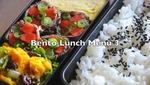 """Bữa trưa """"Bento"""" tuyệt ngon phong cách Nhật Bản"""