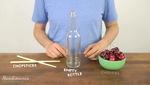 Mẹo loại bỏ hột Cherry cực nhanh