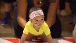 Cuộc thi bò trườn đua lý thú cho các em bé 1 tuổi tại New York