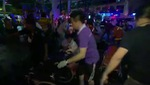 Hiện trường thảm khốc sau vụ nổ bom khu vực trung tâm Bangkok