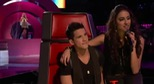 "The Voice US: ""Let There Be Love"" – Đội Xtina"