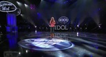 American Idol: Just a kiss - Janelle Arthur