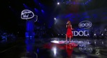 American Idol tp 11: &quot;Ain&#39;t no Way&quot; - Adriana Latonia
