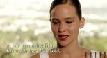 Jennifer Lawrence trong buổi chụp hình cho tạp chí thời trang Elle