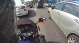 Phân khối lớn tai nạn xe hơi