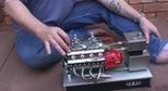 Động cơ V8 mini - Nhỏ những giỏi võ